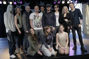 Dansk Melodi Grand Prix 2013 artists