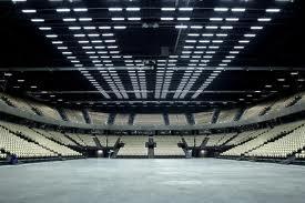 Denmark Boxen Arena Interior