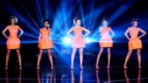 UK 2013 Girls Aloud