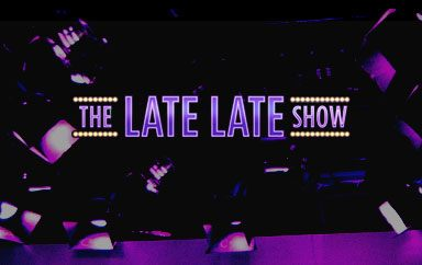 The Late Late Show. Photo : RTE