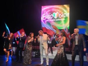 Eurovision Ireland Winners