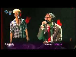 """ByeAlex will represent Hungary at Eurovision 2013 with the song """"Kedvesem"""""""