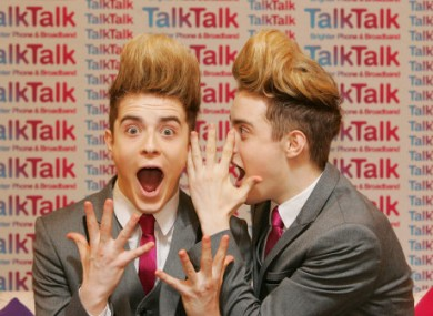 Are Jedward you favourite Non Irish Eurovision Winner of all time?