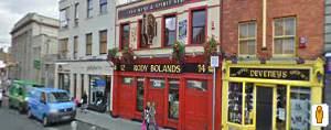 Rody Boland's Pub - The Venue for the Eurovision 2013 video shoot