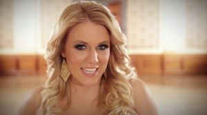 German Eurovision 2013 Entrants Cascada launch a big PR campaign. Photograph courtesy of Vimeo