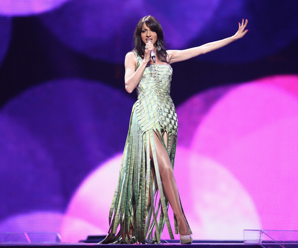 Dress For Eurovision 2011