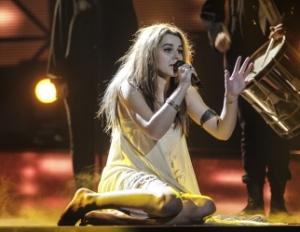 Emmelie de Forest - Danish Eurovision Representative 2013. Photograph courtesy of Dagens.dk