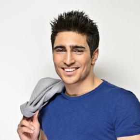 Farid Mammadov will represent Azerbaijan in the Eurovision Song Contest 2013 (Photograph courtesy of esceurovision.com)
