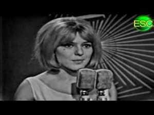 Eurovision Winner 1965 - France Gall