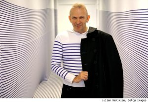 Jean Paul Gautier will desing Eurovision 2013 Host - Petra Mede's Dress for the show. Photograph courtesy of espritdesing.com
