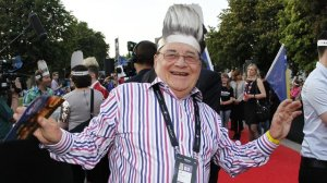 Larry Gogan - RTE Radio presenter will not be at Eurovision 2013