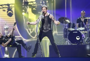 Litesound who represented Belarus at Eurovision 2012 call for a Criminal Investigation against the forgery of results in the Belarus National Final 2012. Photograph courtesy of Eurovision.Addict