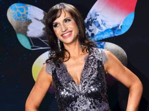 Eurovision 2013 Host Petra Mede will be be wear Gautier for Eurovision. Photograph courtesy of myroadtomalmo.com