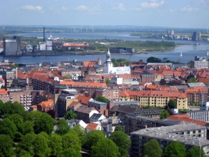 Aalborg - In the running to host Eurovision 2013. Picture courtesy of Wikimedia