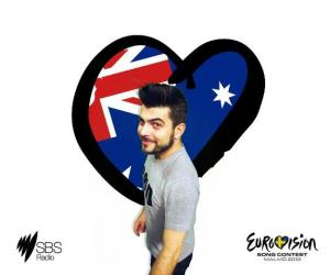 Australia again cover the Eurovision and send their Delegation to Eurovision 2013. Photograph courtesy of Facebook