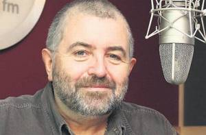 Bill Hughes - Irish Music/Television and Entertainment Producer. Photographic courtesy of Independent.ie