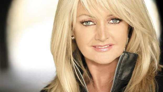 Bonnie Tyler - Eurovision 2013 UK Representative - Photograph courtesy of FaceBook