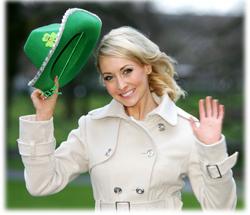 Emma O'Driscoll - Former Irish Eurovision Jury Member. (Photograph courtesy of friends.mic)