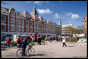 Fredericia Town Centre in Denmark - they bid to host Eurovision 2014. Photograph courtesy of skyscrapercity.com