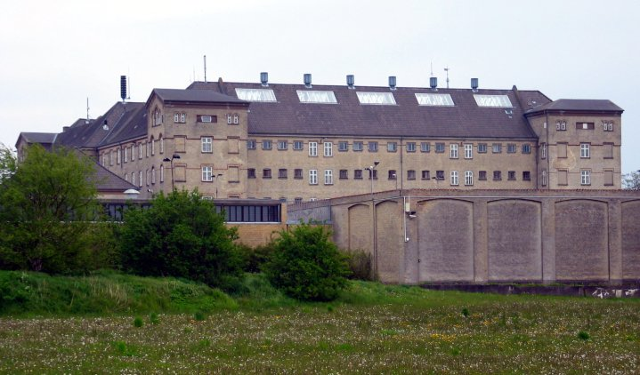 The City of Horsens - The Former State Prison bids to host Eurovision 2014. Photograph www.commons.wikimedia.org