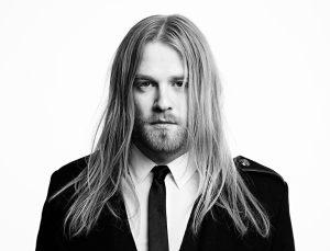 Eypor Ingi Gunnlaugsson - Iceland Eurovision Representative 2013. Photograph courtesy of Facebook