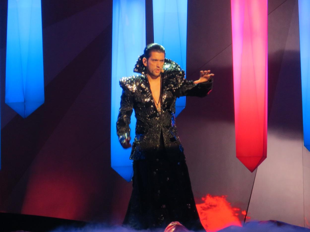 Jury Voting Grand Final Rehearsal of Eurovision 2013 - Rolling Blog - Photograph Eurovision Ireland