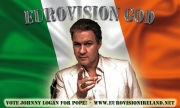 Johnny Logan - Eurovision Legend - blames RTE for Ireland coming 26th in the contest. Photograph Wikipedia