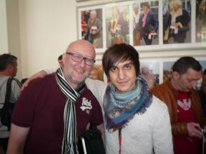 Keith and Roberto