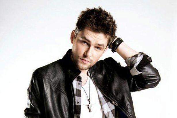 Andrius Pojavis - Lithuania Eurovision 2013 entrant - Photograph courtesy of mirrir.co.uk