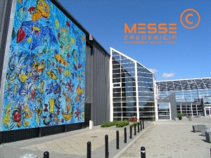 The Messe Fredericia Convention Centre. Photograph courtesy of www.kursuslex.dk