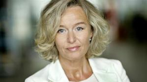 Pernille Gaardbo has been announced as the person responsible for Eurovision 2014 preparations. Photograph courtesy of www.dr.dk