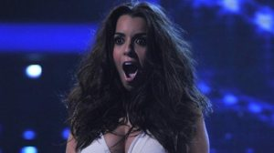 Ruth Lorenzo - Spanish 2008 X-Factor Semi Finalist - Possible UK Entrant for Eurovision 2014. Picture courtesy of x-factor.itv.com