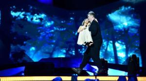 Ukraine Eurovision 2013 - First Rehearsal. Photograph of Eurovision Turkey Facebook