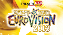 West End Theatre Eurovision 2013 competition. Photograph courtesy of MAD
