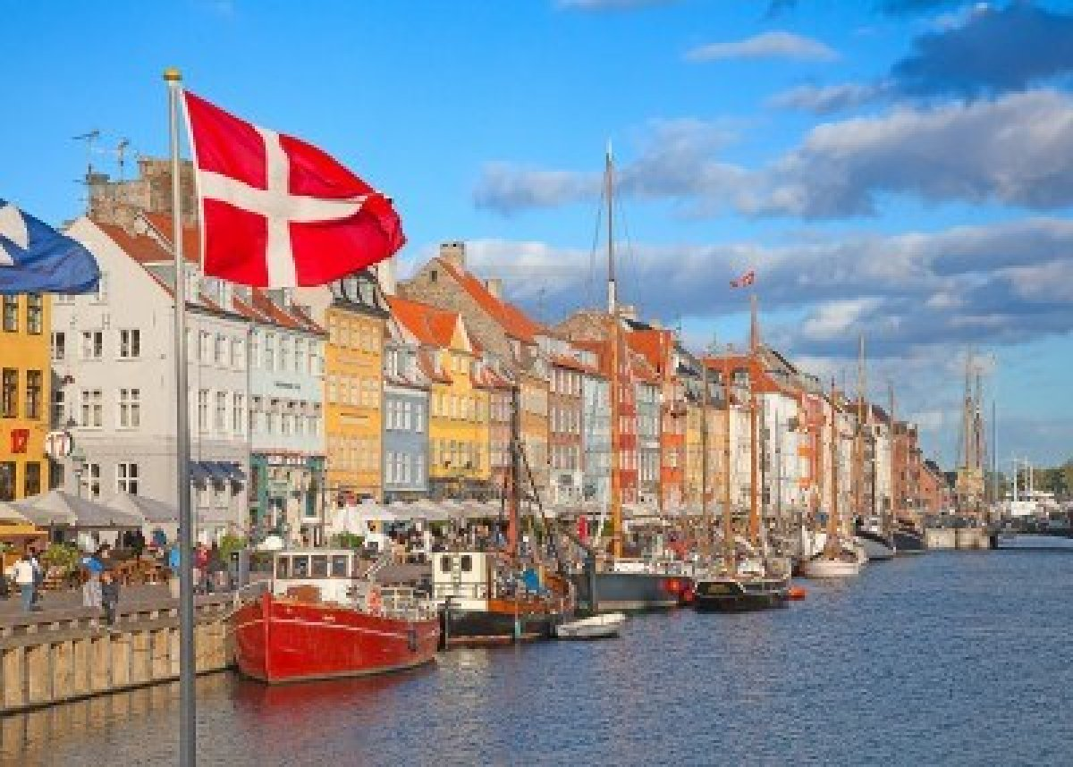 Copenhagen - Eurovision Host City Bid has 3 venues! Photograph Courtesy of 123.rf