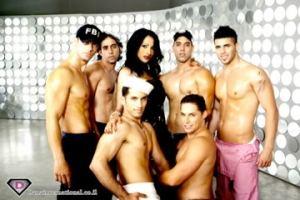 1998 Eurovision Winner Dana International invites all to Tel Aviv Gay Pride Week. Photograph courtesy of blingcheese,com