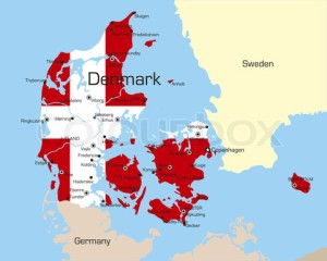 What Danish City will host Eurovision 2013? Photograph courtesy of colourbox