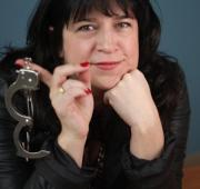 """Fifty Shades of Grey"" Author EL James. Photograph courtesy of Startribune"