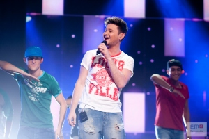 "Eldar - Azerbaijan Eurovision Winner 2011 releases his new song ""Heartbreaker"". Photograph courtesy of  az.apa.az"