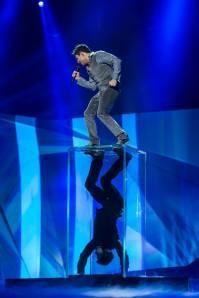 Farid Mammadov represented Azerbaijan at Eurovision 2013. Photocourtesy of Euromedia Group.
