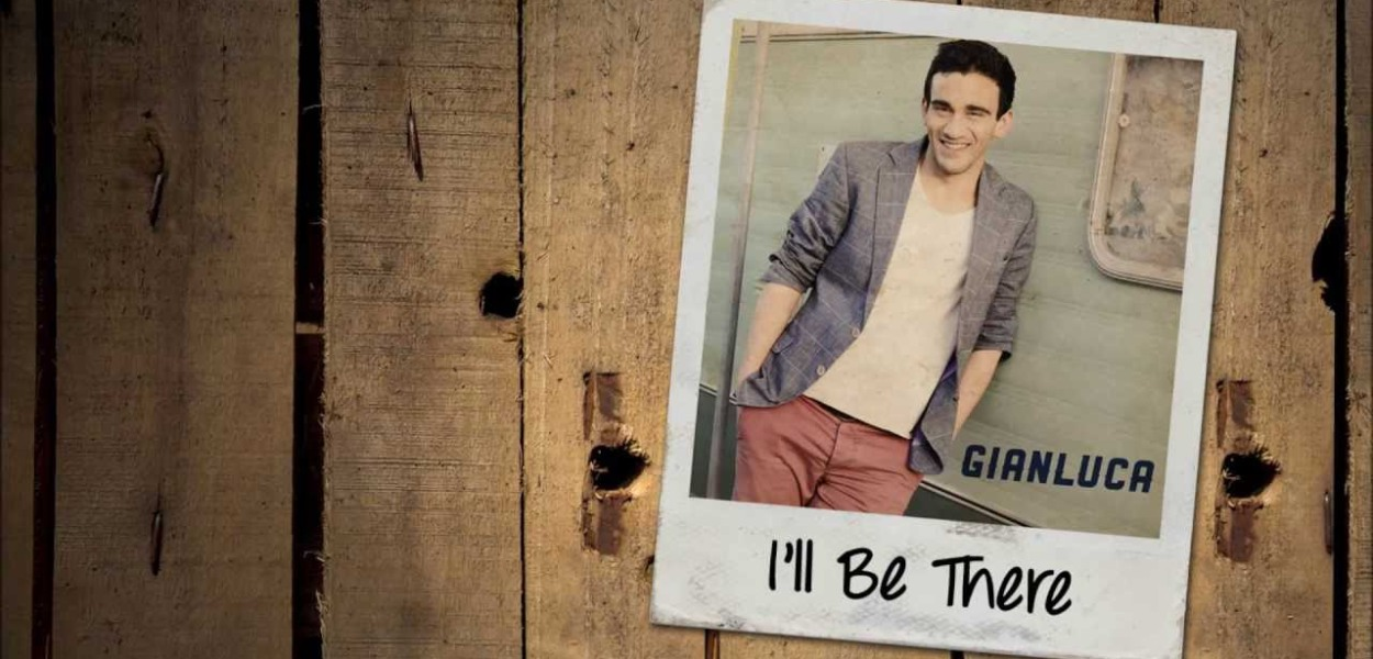 "Gianluca Bezzina - Maltese Eurovision Representative 2013 is back with a new song ""I'll Be There"". Photograph courtesy of Youtube"