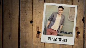 """Gianluca Bezzina - Maltese Eurovision Representative 2013 is back with a new song """"I'll Be There"""". Photograph courtesy of Youtube"""