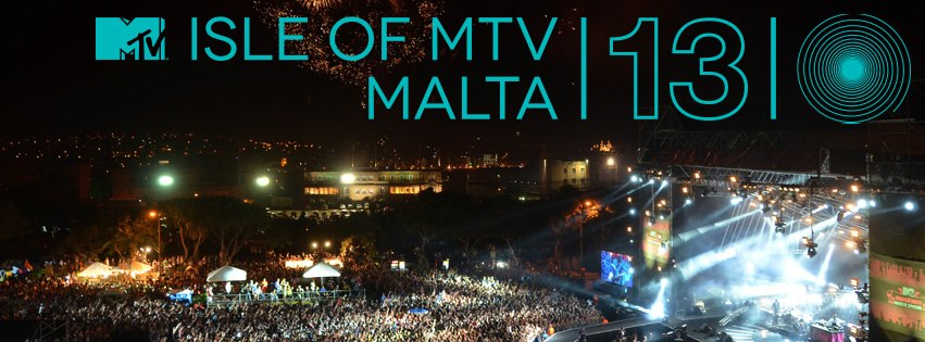 Isle of MTV concert will have a Eurovision Opening Act! Photograph courtesy of FaceBook