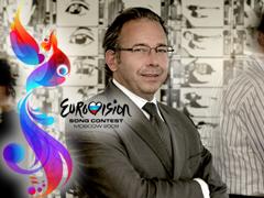 Jean Paul Philippot - President of the EBU. Photograph courtesy of www.turner.be