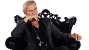 Irish Eurovision Winner/Legend Johnny Logan. Photograph courtesy of Lotta at Liseberg