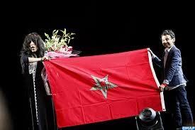 Loreen continues her Tour in Morocco. Photograph courtesy of Map.co.ma