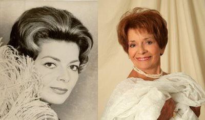 Lys Assia - Eurovision's first ever winner will perform at Stockholm Pride 2013. Photograph courtesy of last.fm