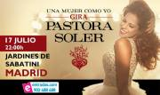 Spanish Eurovision Representative 2012 - Pastora Soler will be in concert in Madrid on July 17th. Photograph courtesy of Pastora Soler Facebook