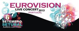 Eurovision Live Concert 2013 Portugal - Setubal. Photograph courtesy of Facebook
