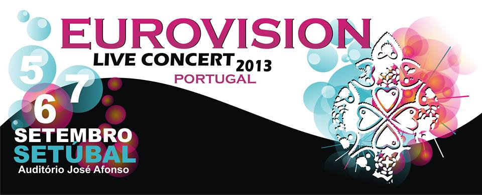 Eurovision Live Concert 2013 Portugal - Setubal. Photograph courtesy of Facebook